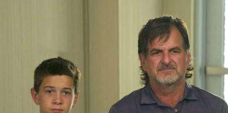 Tinejdžer se molio za svoju napadnutu obitelj dok je hodao 22 kilometra