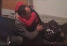 Fotografija rastanka oca i kćeri iz BiH je mnogima slomila srce