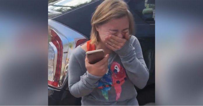 Djevojka s Downovim sindromom posao