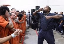 Kanye West rasplakao zatvorenike zloglasnog zatvora