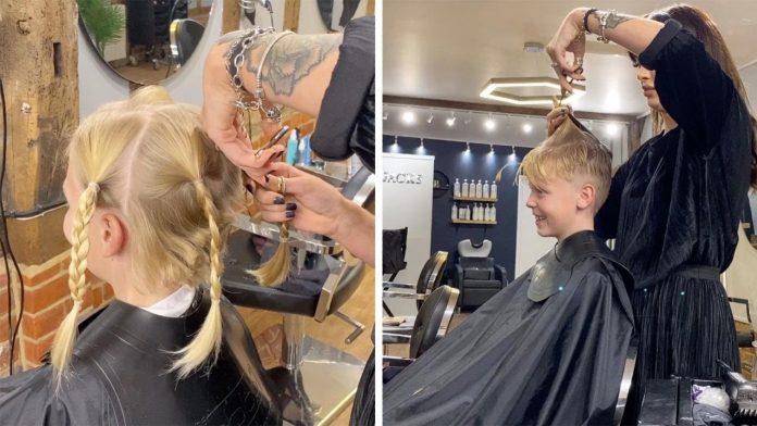 Rugali su se dječaku koji ima dugu kosu, a onda im je otkrio razlog