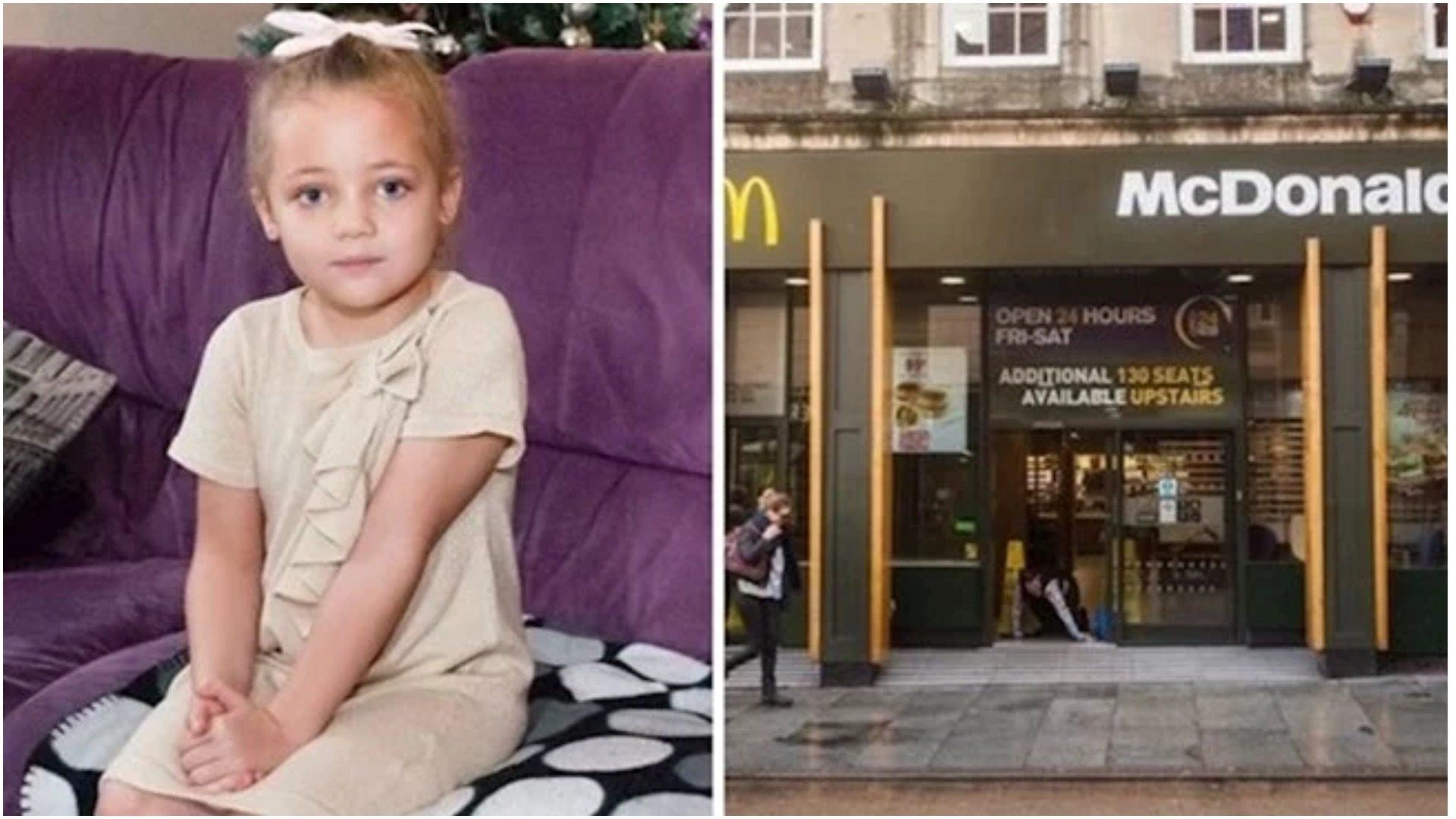 Čula je kćerkin vrisak iz McDonaldsovog toaleta