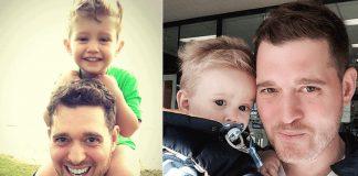 Michael Bublé zahvaljuje Isusu za sinovo ozdravljenje od raka