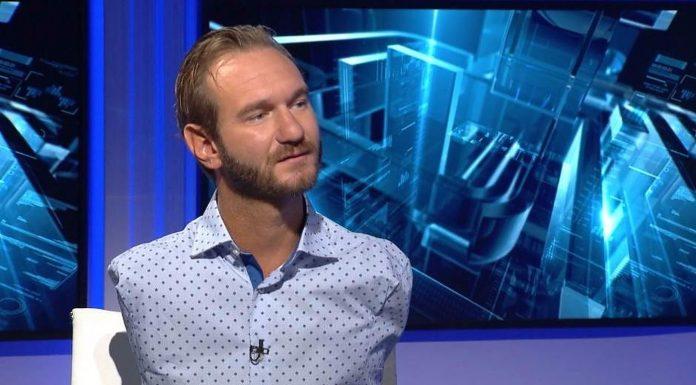 Nick Vujičić na N1 televiziji: Ja još uvijek ponekad znam zaplakati