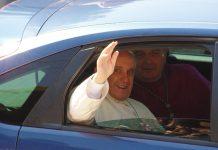 Papa Franjo osudio političare koji govore protiv homoseksualaca