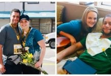 Muž je umro od raka, a godinu kasnije rodila je njegovu bebu