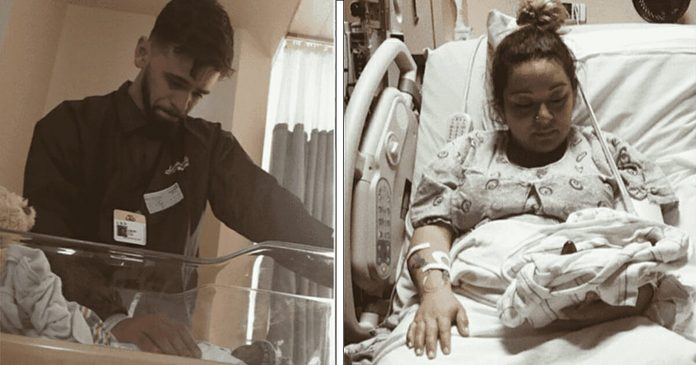 Liječnik je ispustio bebu na pod