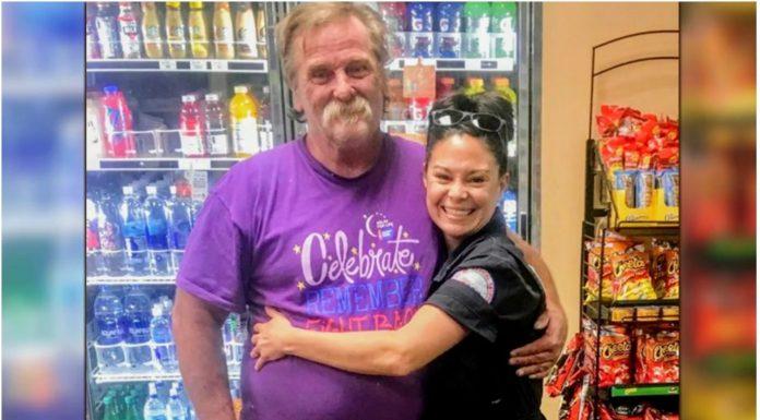 Dala je novac beskućniku koji je nestao