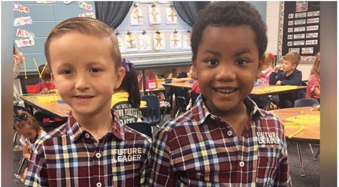 """Majka se rasplakala kada je vidjela fotografiju sina s njegovim """"blizancem"""""""