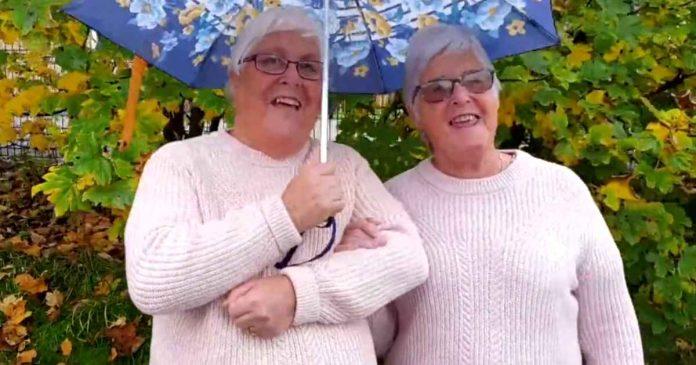 Blizanke su se ujedinile nakon 66 godina razdvojenosti