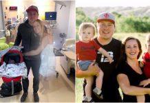 Iza fotografije obitelji objavljene na Facebooku krije se tužna priča