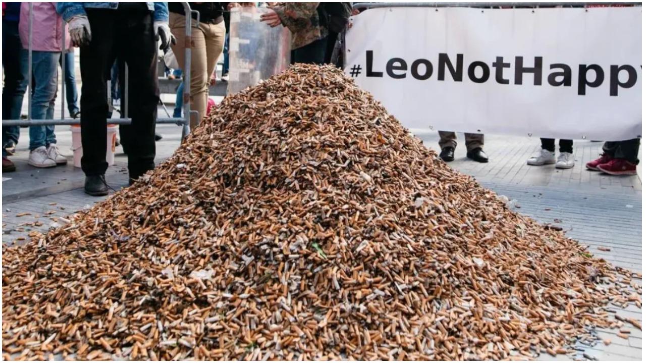 Otrovna istina o opušcima koju svi pušači trebaju znati