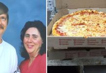 Udovac u pizzi pronašao riječi pokojne supruge
