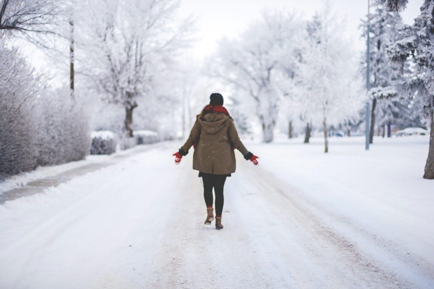 Šetnja po hladnoći: 10 nevjerojatnih stvari koje čini našem zdravlju