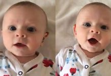 Ova beba je rođena gluha, no ima najslađi osmijeh na svijetu