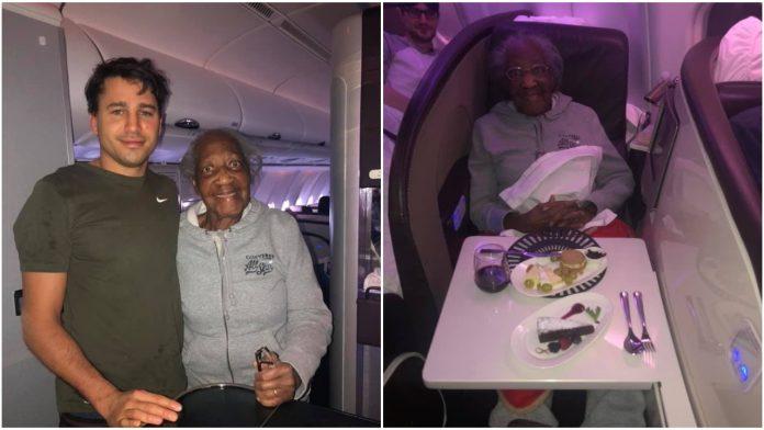 Stjuardesa je zatekla nevjerojatan prizor u avionu koji je morala fotografirati