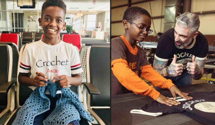 Dječak (11) ima neobičan talent, a sav zarađeni novac donira djeci u Etiopiji