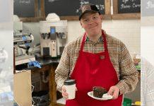 Muškarac s autizmom otvorio kafić