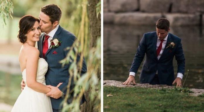 Mladoženja je nestao s fotografiranja za vjenčanje