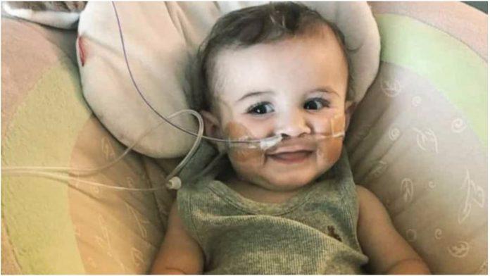 Teško bolesni dječak je proslavio 3. rođendan