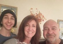 Roditelji i sin se bore protiv 3 različita raka