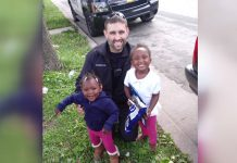 Majka nije slutila što će policajac učiniti njoj i njenim kćerkicama