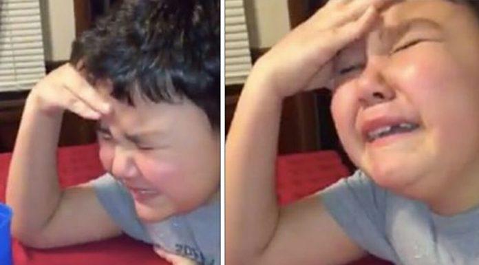 Dječak (9) se rasplakao jer je prije Božića pobijedio rak