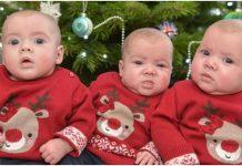 Par koji se borio s neplodnošću je za Božić dobio trojke