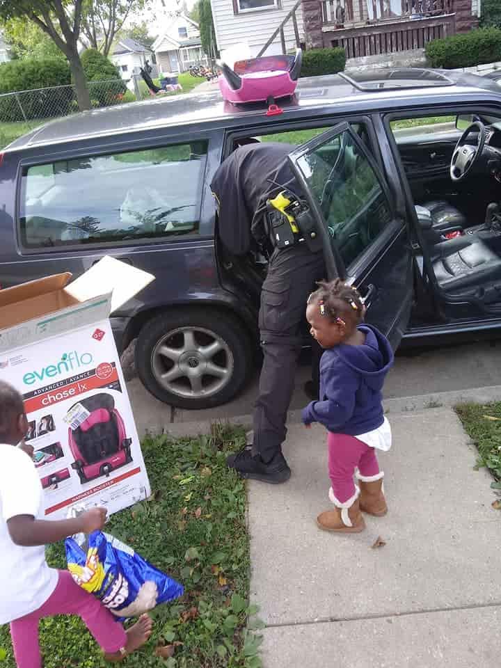 Majka nije slutila što će policajac učiniti njoj i njenim kćerkicama 1