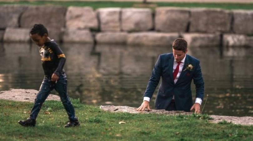 Mladoženja je nestao s fotografiranja za vjenčanje 2