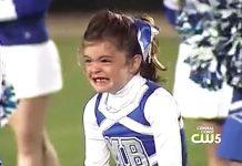 Pripremila se za ples prije utakmice, a onda je na razglasu čula tatino ime