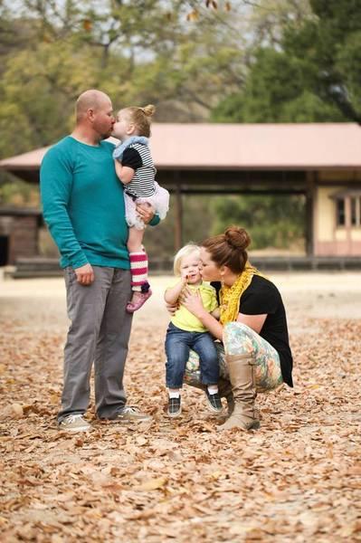 Mama je spontano pobacila 7 beba, no sve ih je uključila u ovu fotografiju 1