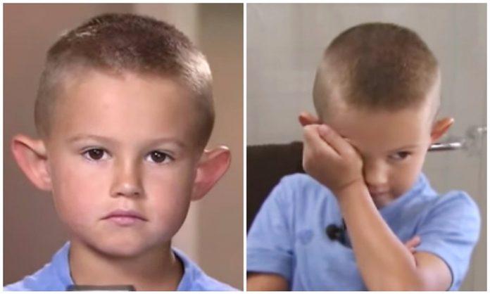 Djeca su mu se rugala zbog njegovih ušiju