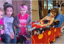 Predškolarci prikupili 10 tisuća dolara za prijatelja koji boluje od raka