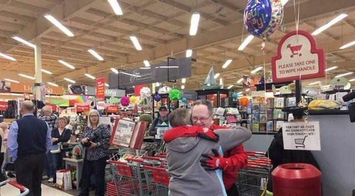 Muškarac s Downovim sindromom proslavio 25 godina rada