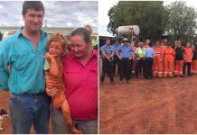 Djevojčicu (3) nestalu u poplavi u Australiji pronašli živu, čuvao ju je pas