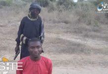 Dječak pogubio nigerijskog kršćanina