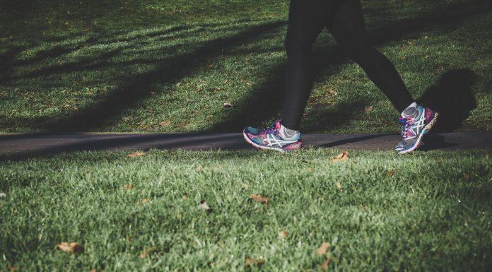 Trotjedni (21 dan) plan hodanja savršen za gubljenje kilograma