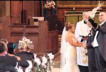 Na vjenčanju im se pojavila sova