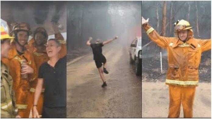 Bože, hvala Ti: Pala kiša u Australiji