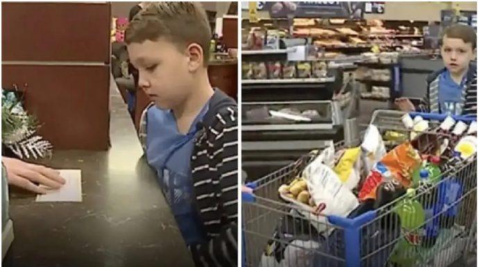 Dječaku je bilo žao beskućnika, a onda je krenuo u akciju