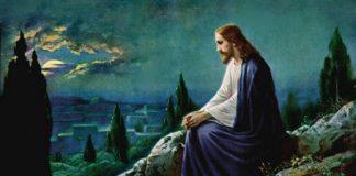 Isus se moli za tebe: Zlo ti neće nauditi