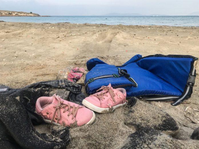 More izbacilo odjeću pokojne djece 1