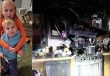 Djevojčica (6) spasila cijelu obitelj od požara