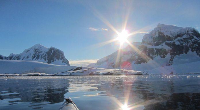 Na Antarktici do sada nikada nije izmjerena ovolika temperatura