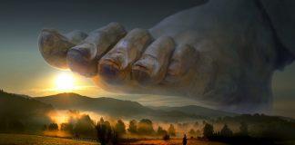 Bog je spor u gnjevu, ali silan u moći