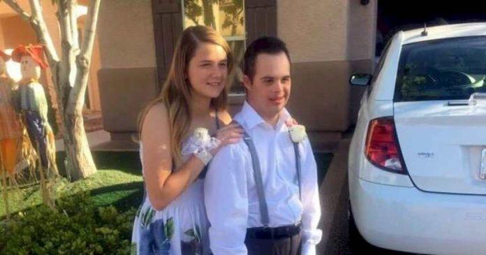 Pozvala je dečka s Downovim sindromom na ples