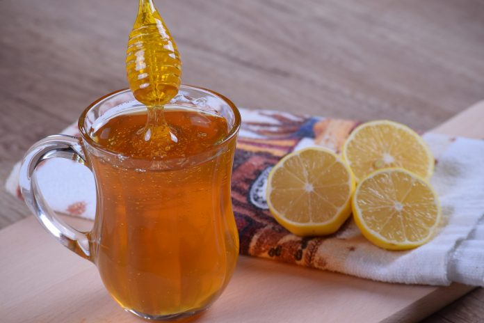 Limunada s medom svaki dan