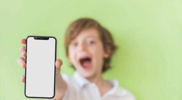 Što mobitel radi mozgu djeteta?