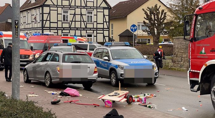 Vozač pokosio 18 djece: U nesreći u Njemačkoj ozlijeđeno 52 ljudi